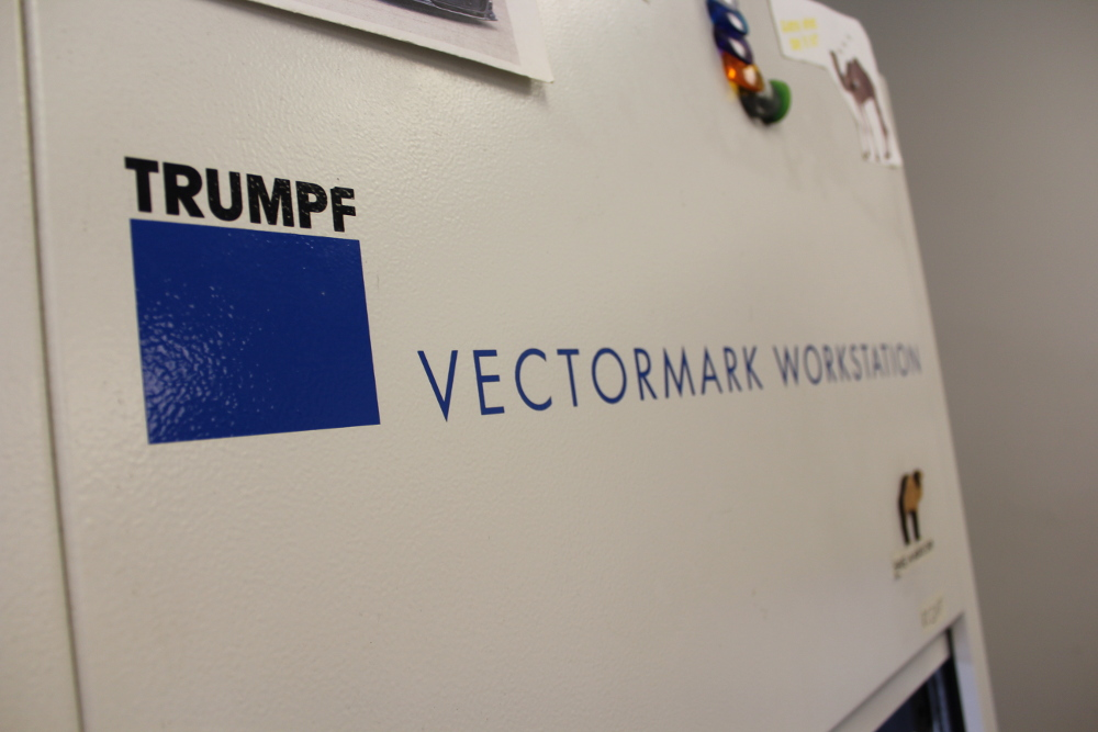 Trumpf Laser Marker